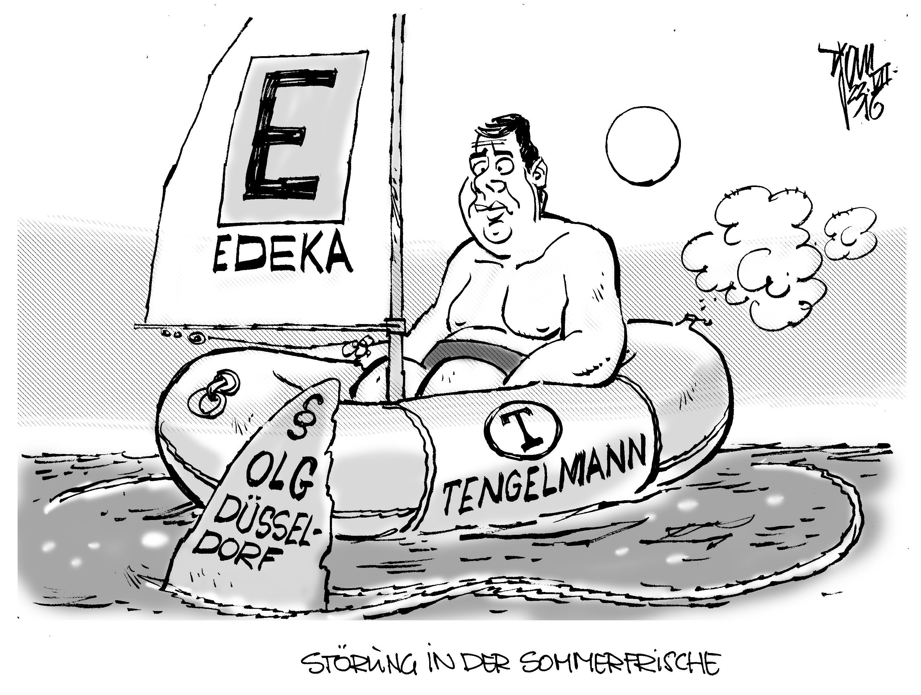 Fusion Edeka Tengelmann