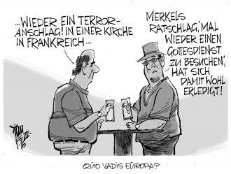 Islam. Terror 16-07-26