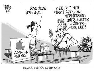 Apple soll zahlen 16-08-30
