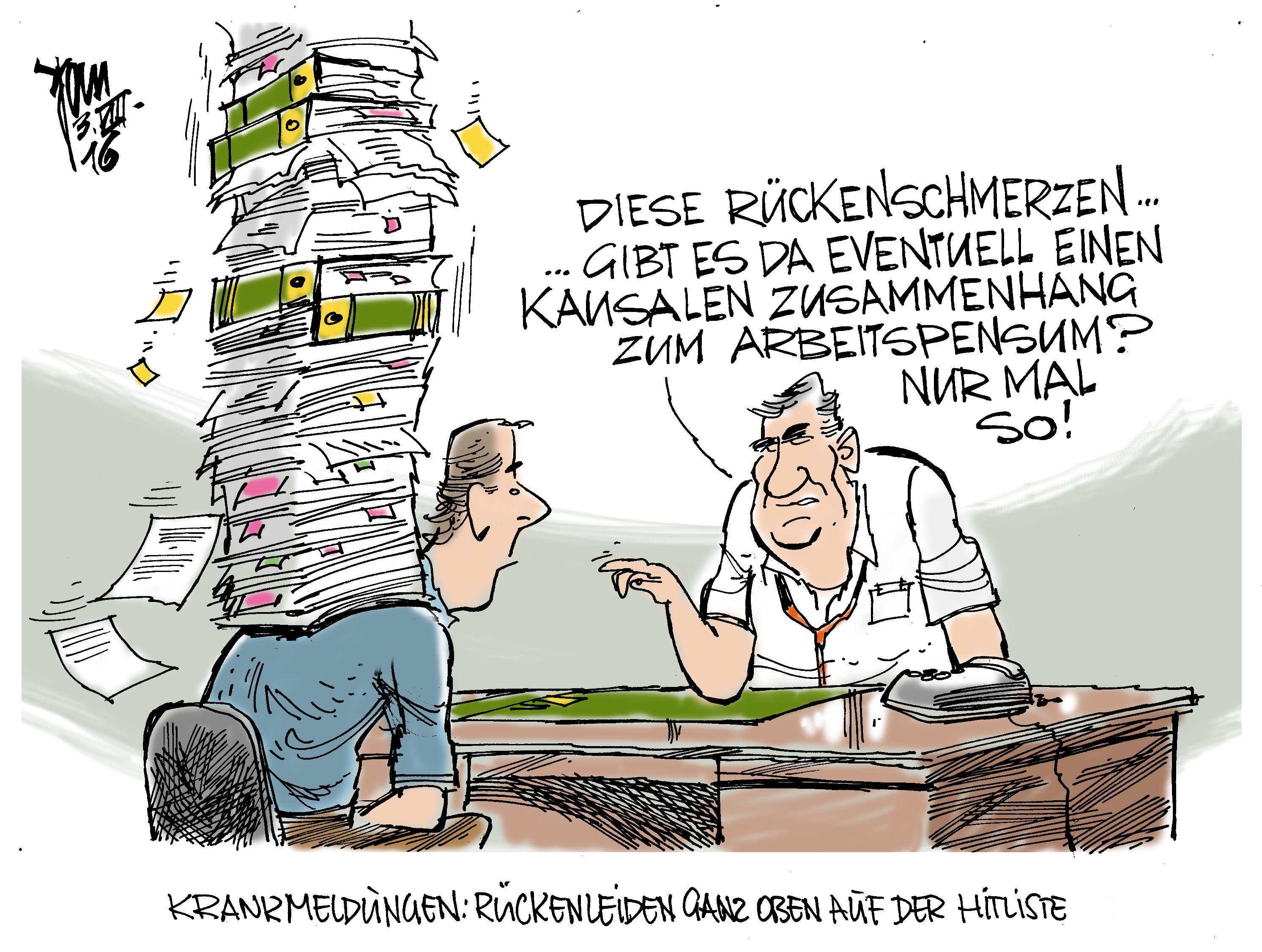 Gesundheit, Medizin, Ernährung Archives - Janson-Karikatur
