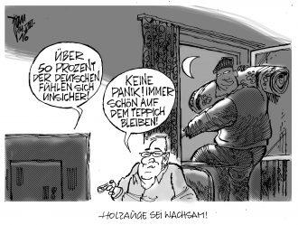 Unsicherheit in Deutschl 16-08-14