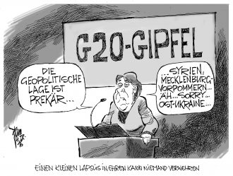 G20-Gipfel in China 16-09-04