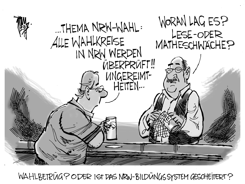 Afd Archives Janson Karikatur