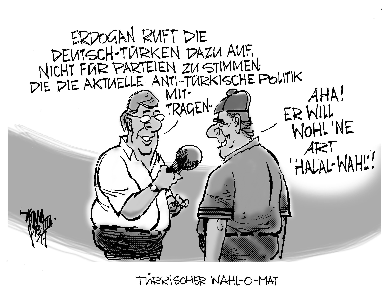 Rhetorik und Literatur: Cartoons über Fotos